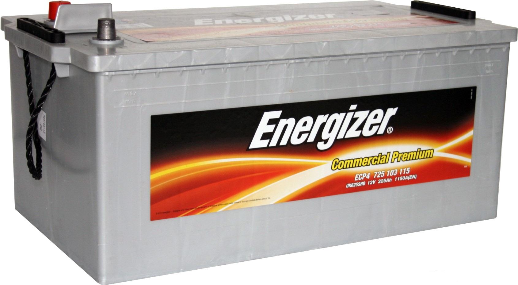 Аккумулятор Energizer ECP4, арт. 725103115