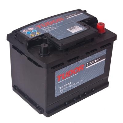 Аккумулятор Tudor TC550A, арт. TC550A