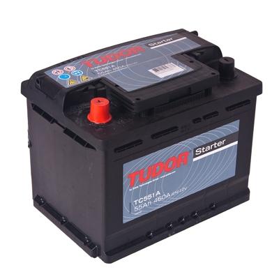 Аккумулятор Tudor TC551A, арт. TC551A