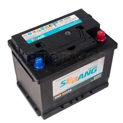 Аккумулятор Sebang SMF 60D20KL, арт. SMF 60D20KL