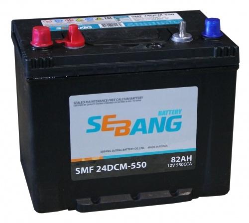 Аккумулятор Sebang marine 24DCM-550, арт. 24DCM-550