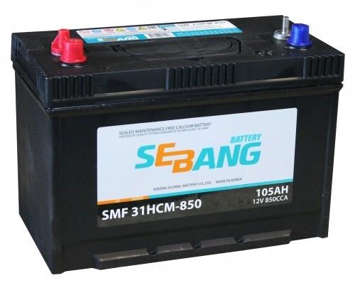 Аккумулятор Sebang marine 31HCM-850, арт. 31HCM-850