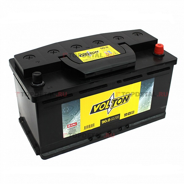 Аккумулятор Volton 6СТ-90.0, арт. 6CT900
