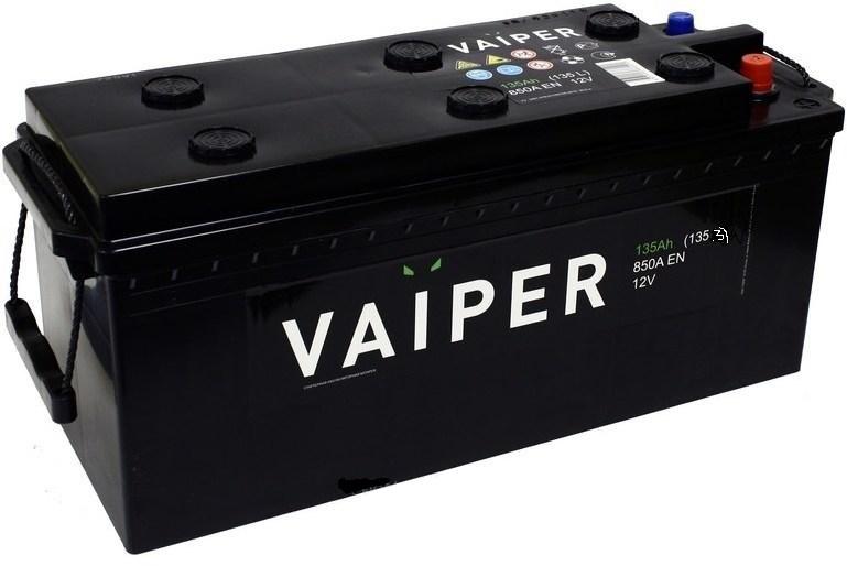 Аккумулятор Vaiper 6СТ-135.3, арт. 6СТ-135.3