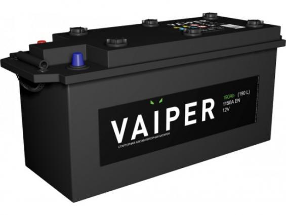 Аккумулятор Vaiper 6СТ-190, арт. 6СТ-190
