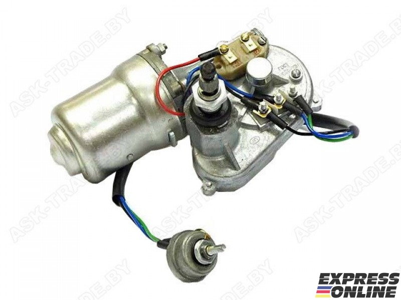 Мотор стеклоочистителя 500 СЛ135-5205100