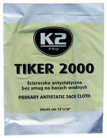 Салфетка антистат д/баз 30*45см PL436 K2 TIKER 2000