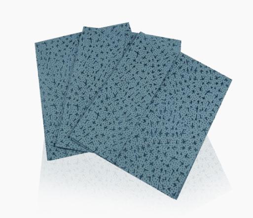 Салфетка обезжиривающая 100% полипропилен, синяя 30х38см HOLEX HAS-6717