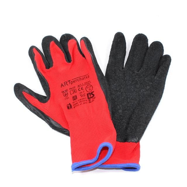 Перчатки с вспененным латексным обливом Русский мастер РМ-70747