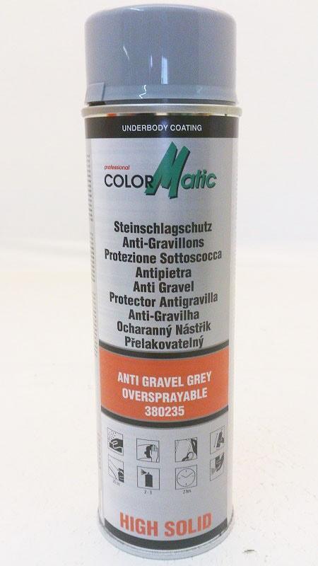 Антигравий ColorMatic, серый 500мл