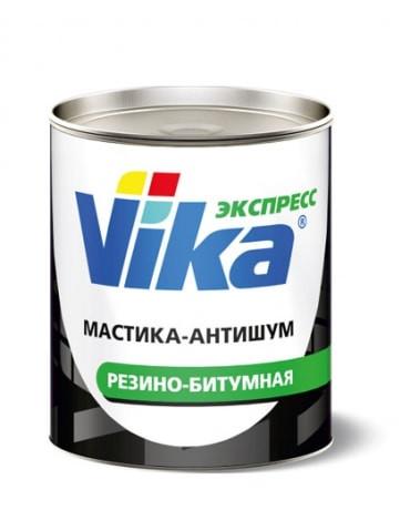 Мастика-антишум резино-битумная VIKA, 1 кг