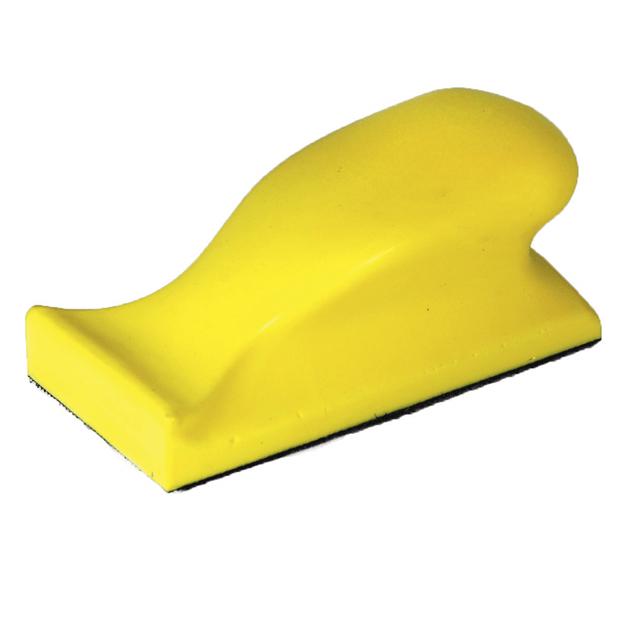 Блок шлифовальный на липучке HOLEX HAT-1965, 70*125мм