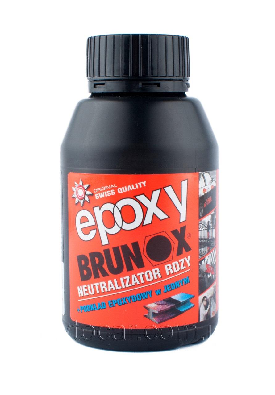 Преобразователь ржавчины BRUNOX, 100мл