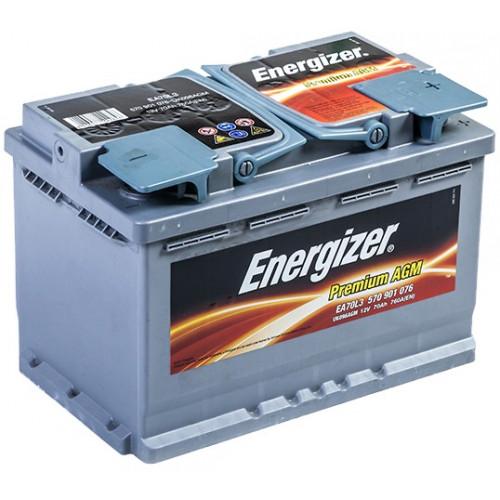 Аккумулятор Energizer EA70L3, арт. 570901076