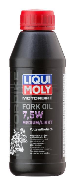 Масло для вилок и амортизаторов Liqui Moly