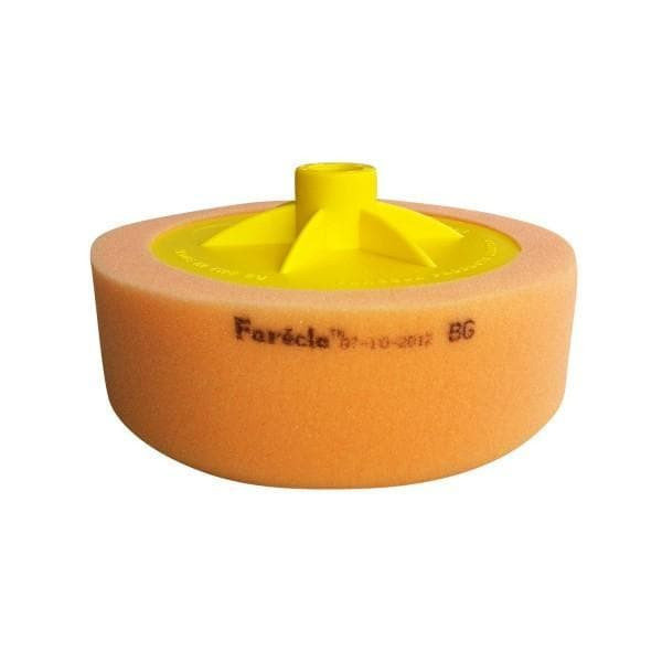 Полировочный круг на резьбе FARECLA SGM-MH14, оранжевый