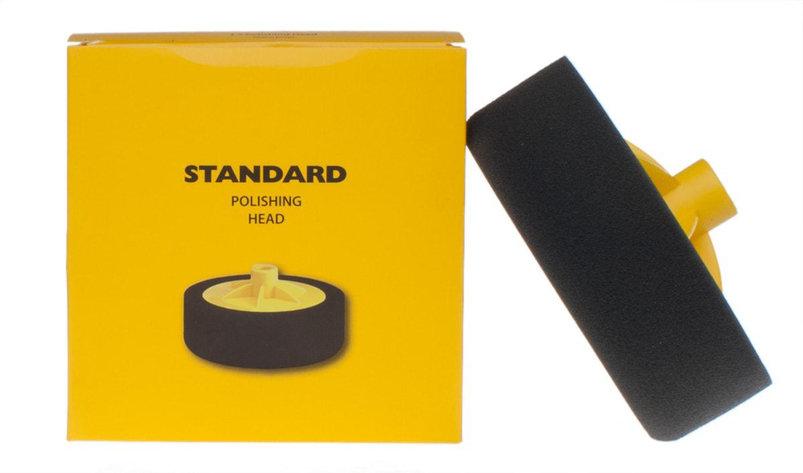 Полировальный круг чёрный STANDARD SPH-14 150мм, на резьбе 14мм