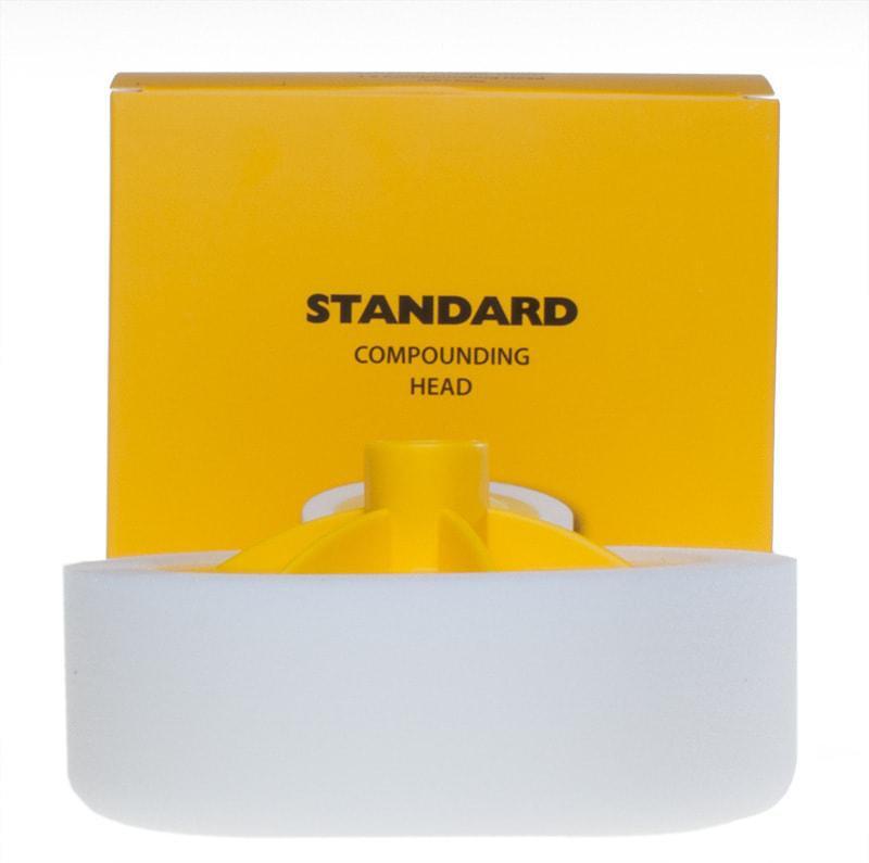 Полировальный круг белый STANDARD SCH-14 150мм, на резьбе 14мм