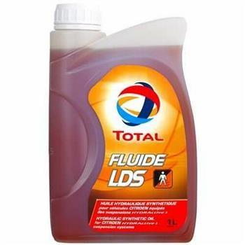 Масло гидравлическое синтетическое Total FLUIDE LDS, 1л