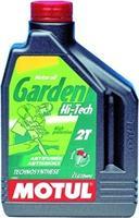 Масло моторное MOTUL Garden 2T Hi-Tech 10W, 1л