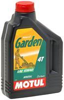 Масло моторное минеральное MOTUL Garden 4T 15W-40, 2л