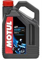 Масло моторное минеральное MOTUL 3000 4T 20W-50, 4л
