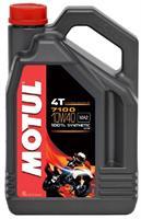 Масло моторное синтетическое MOTUL 7100 4T 10W-40, 4л