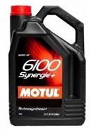 Масло моторное MOTUL 6100 Synergie+ 5W-40, 5л