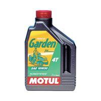 Масло моторное MOTUL Garden 4T 10W-30, 2л