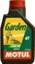 Масло моторное MOTUL Garden 4T 30, 1л